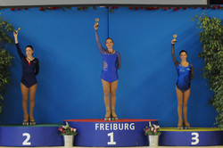 Noemi Mattina Coppa di Germania Friburgo 2012