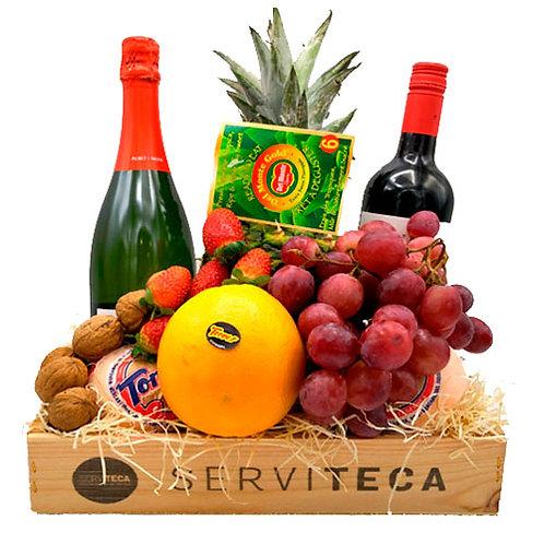 Cesta de Fruta Supreme