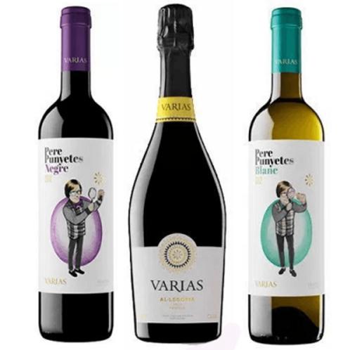 Pack Vino y Cava Penedès