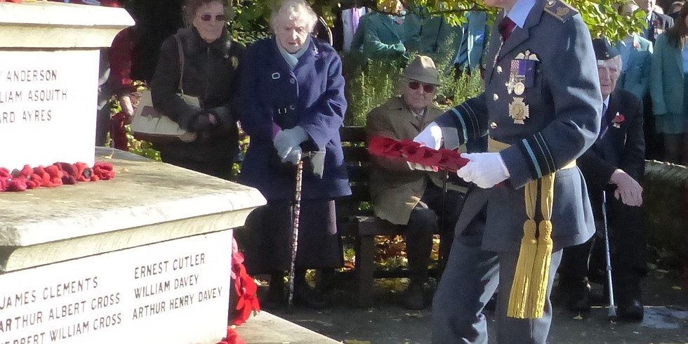 Tring Church Remembrance Sunday