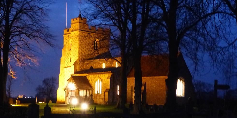 3.30pm Carols in the Churchyard at Puttenham
