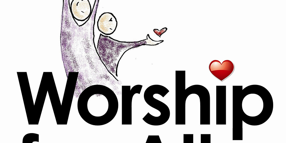 3 pm Worship for All by Zoom