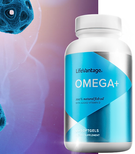 LifeVantage Omega+