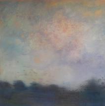 Cloud watching 2020-2021 Oil in Canvas 103x103cm.jpg