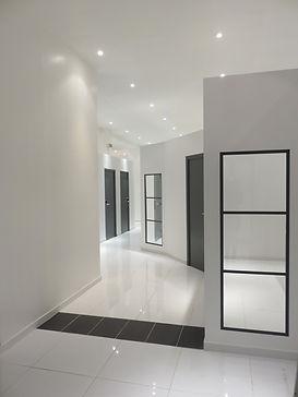 Location Bureaux Paris 11 - Couloir des bureaux