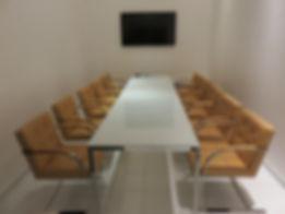 Location Bureaux Paris 11 - salle de réunion