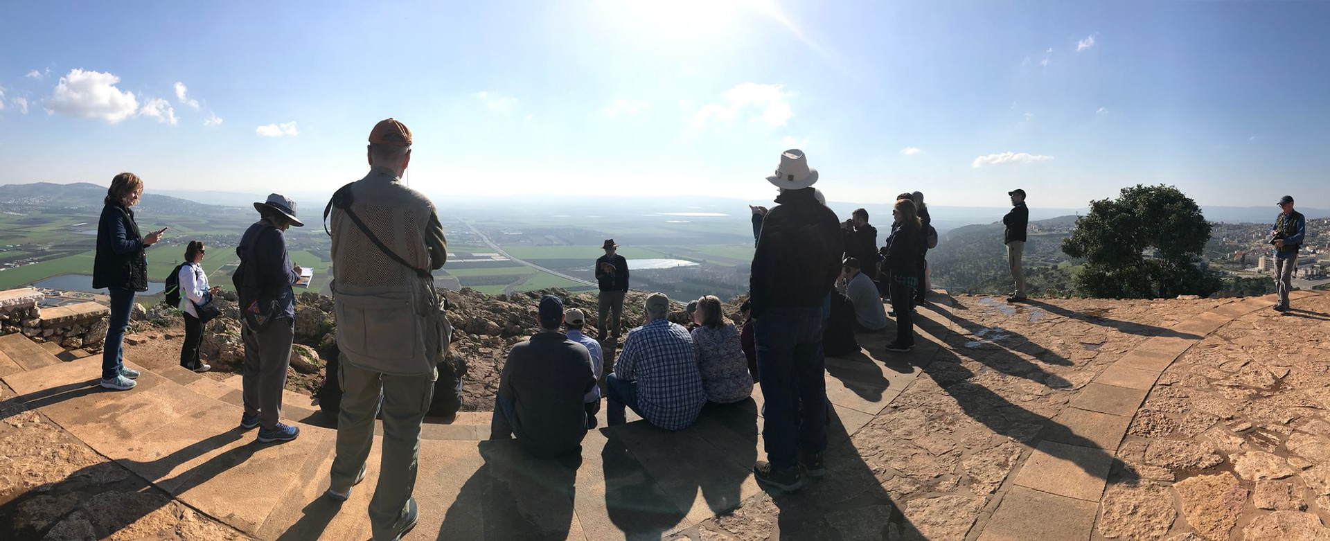 Overlook above Nazareth