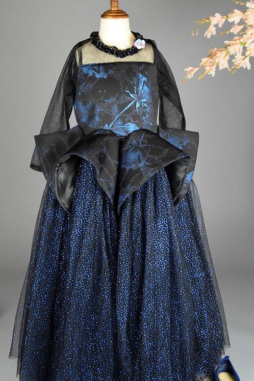 Black Elegant Girl Dress