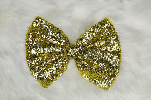 Sequin Dress Bow