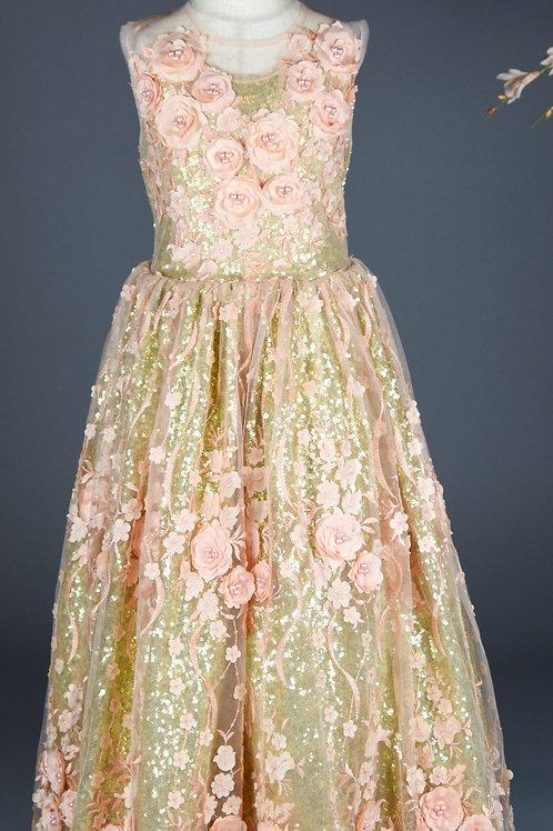 Ooh La La Alizee Floor Length dress