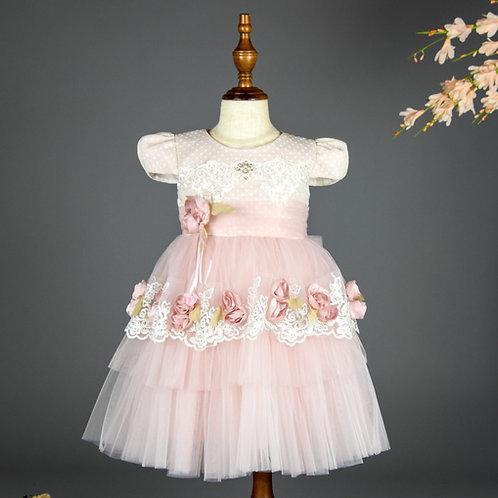 Little blush Dress