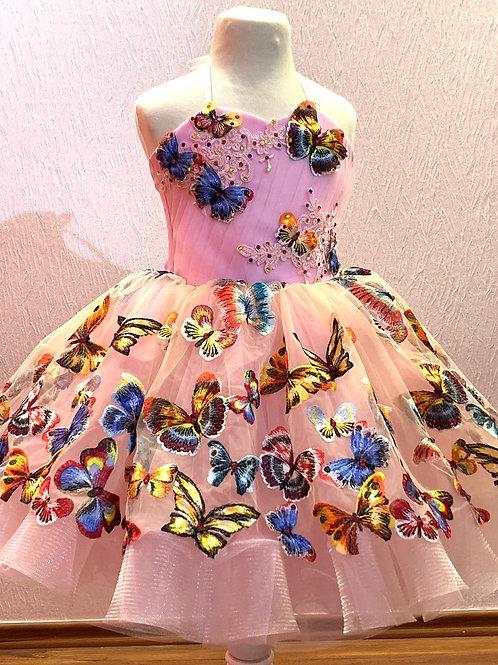 3D Butterfly Dress