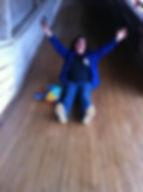 bonnie on slide.JPG