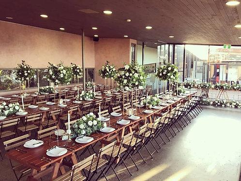 100 Guest Large Banquet Package