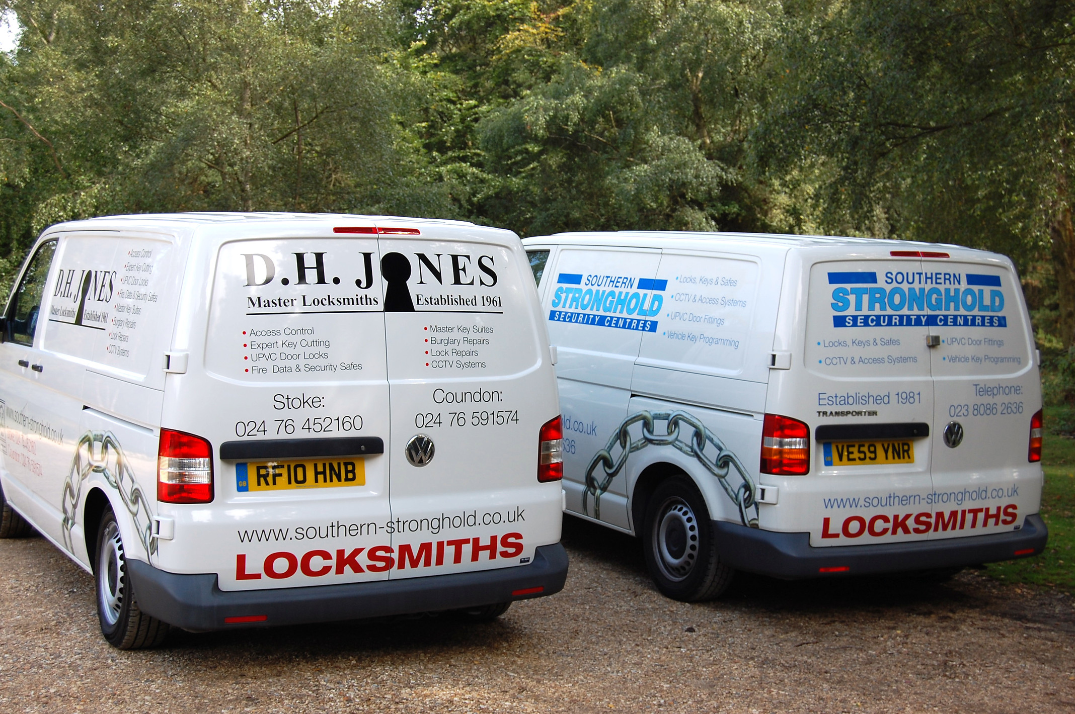 Southern Stronghold Ltd - Locksmiths, Security Centres and Key Cutting