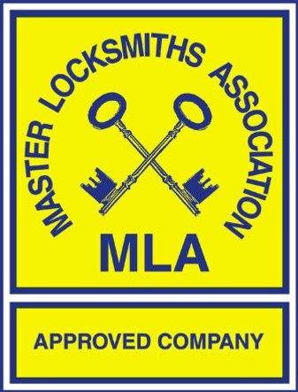 Master Locksmiths Association Approved Company