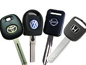 Key Cutting - Vehicle Keys