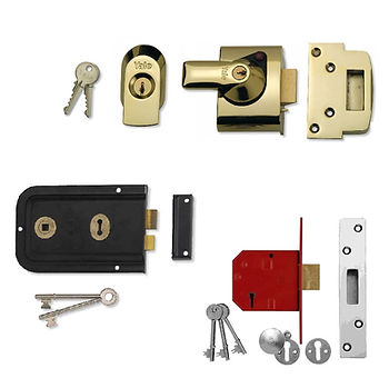 Locks and Latches