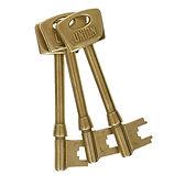 Key Cutting - Lever Keys