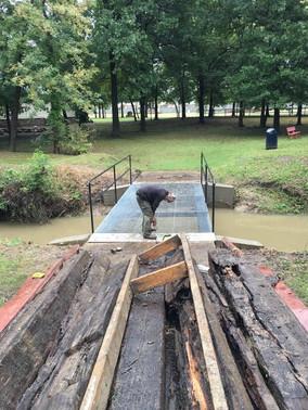 Bridge Remodel