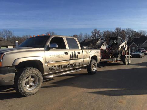 Skid Steer Services