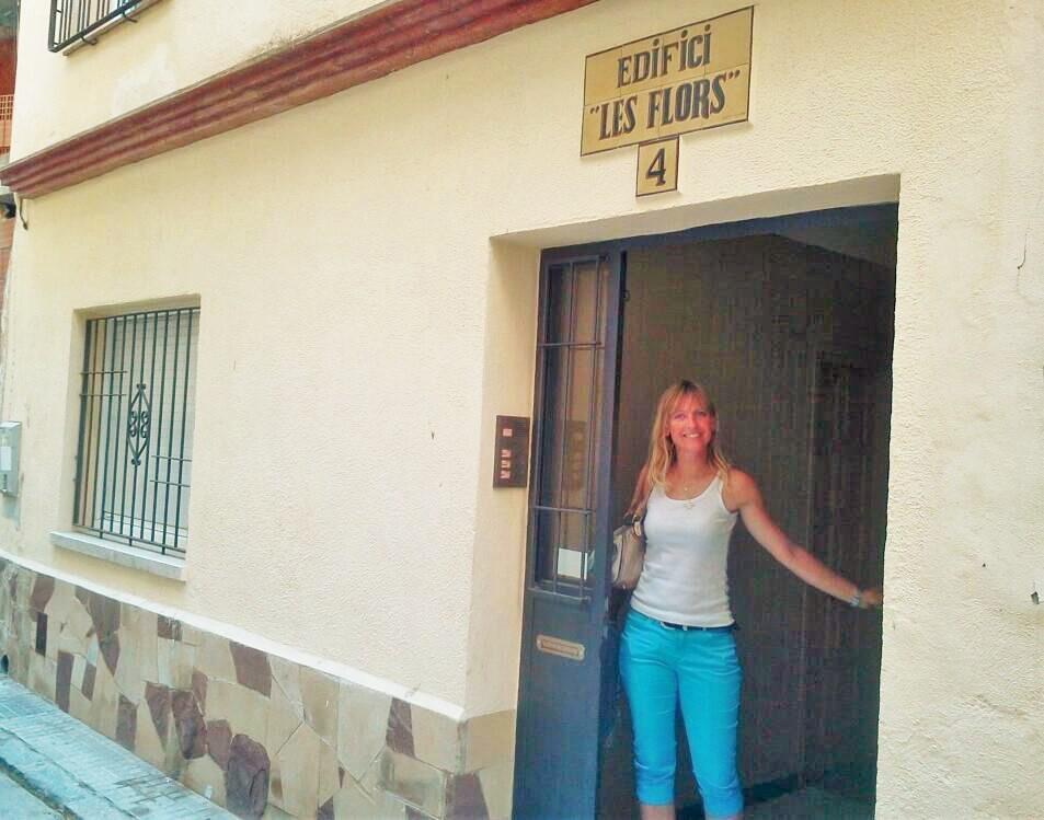 Hauseingang Manuela