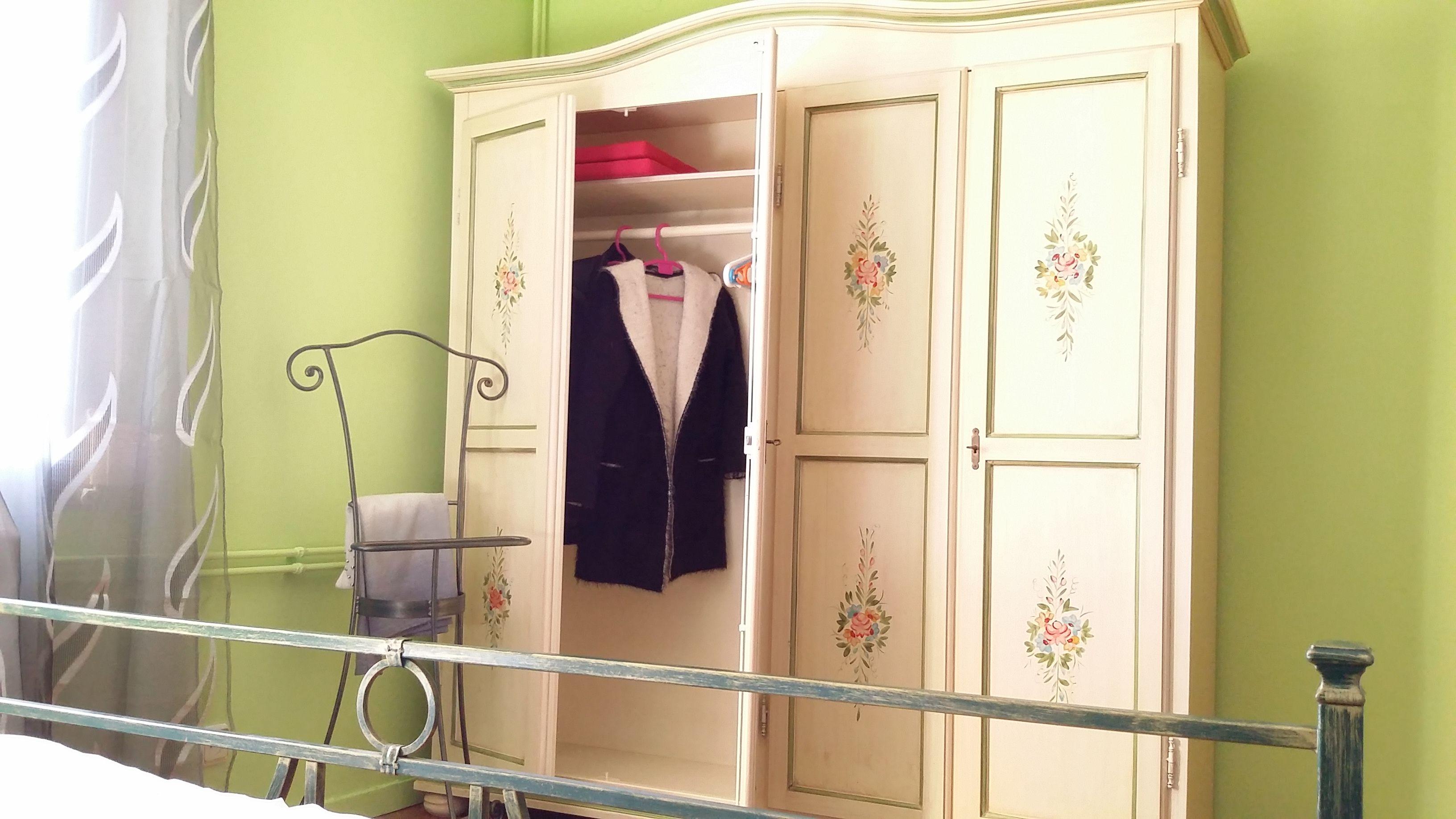 Schlafzimmer I: Schrank