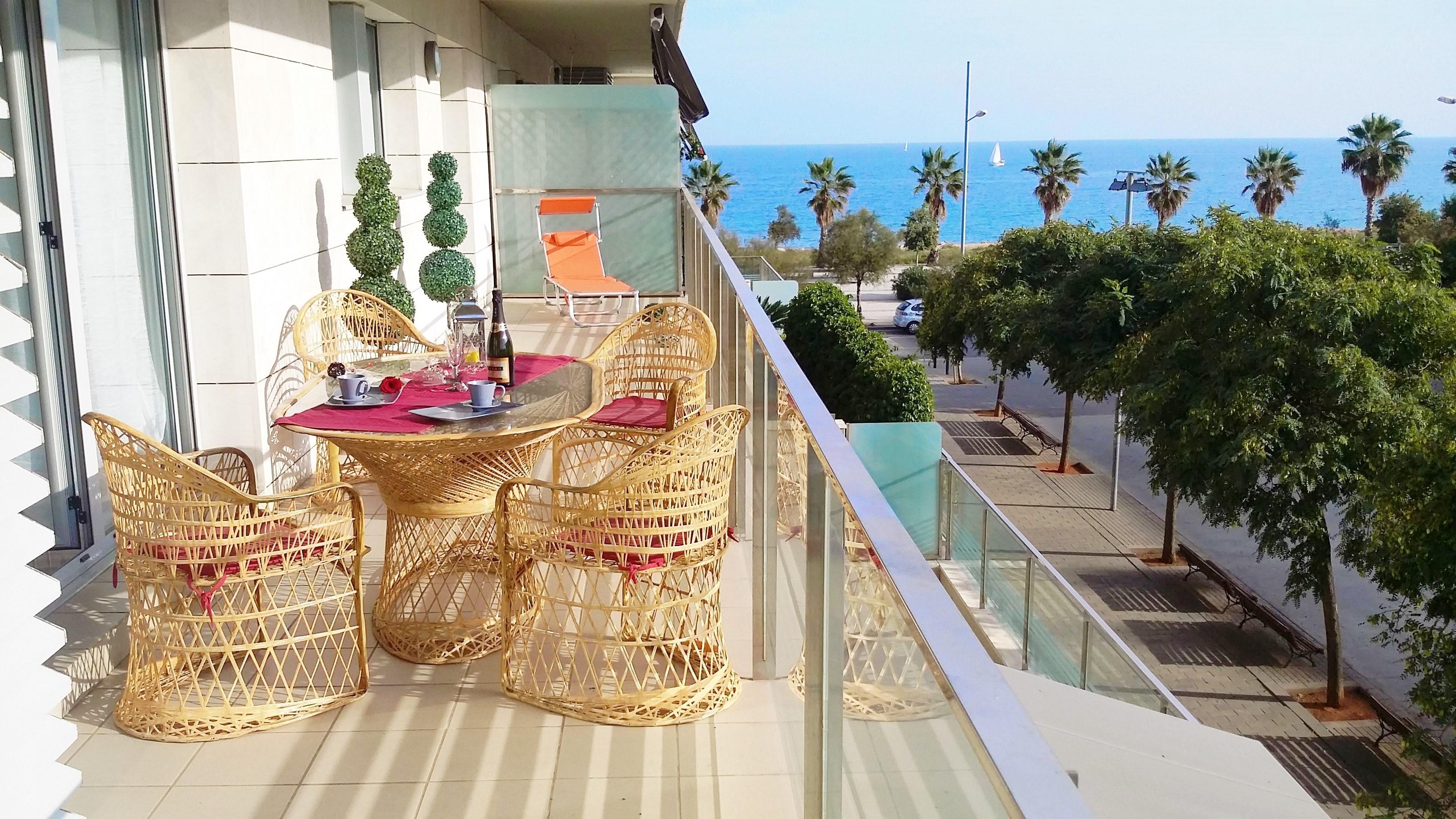 Balkon grande