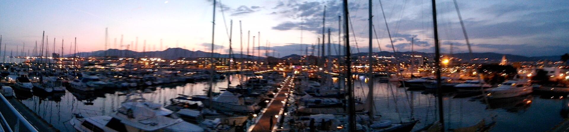Puerto panoramico