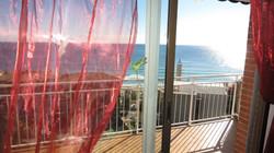 Balkon, Meerblick