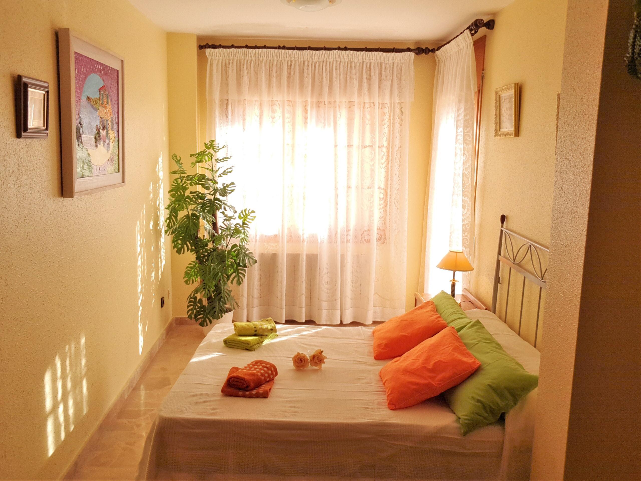 dormitorio III: cama doble