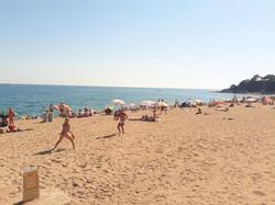 Beach, a 3-minutes-walk
