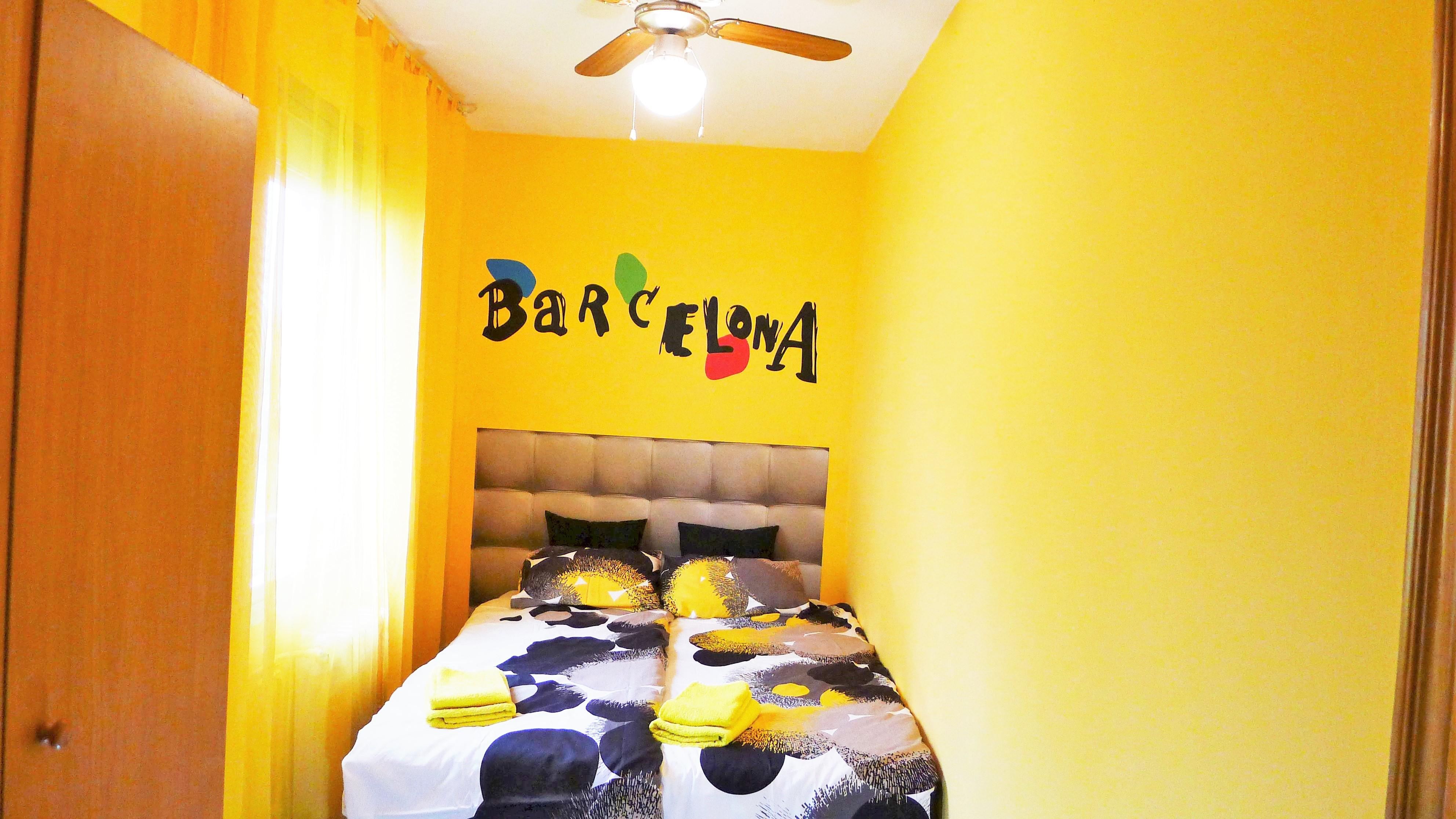 Schlafzimmer III: 1 Doppelbett