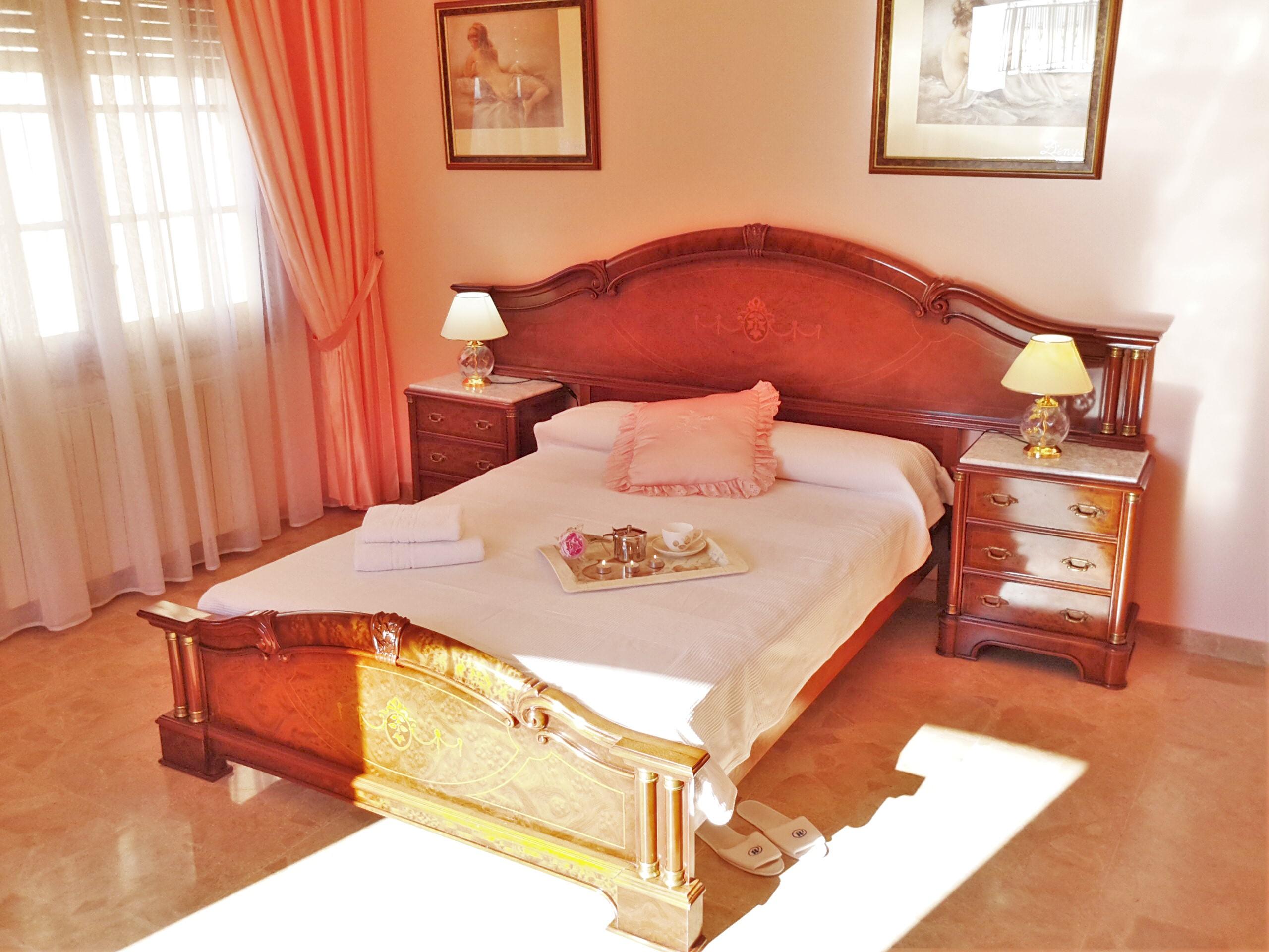 dormitorio VI: cama doble