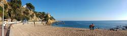 Beach and Castle