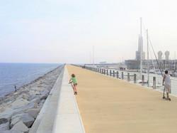 Marina Port, a 8-minutes-walk