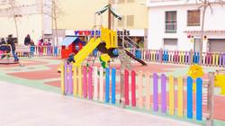 Children´s playground nearby