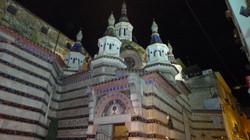 Church by night
