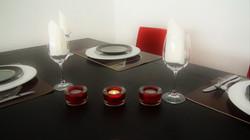 Nobbi Tisch Kerzen