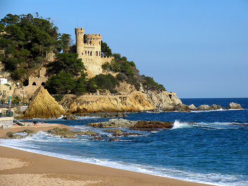 Castle of Lloret de Mar