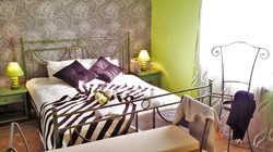 Bedroom I: 1 double bed