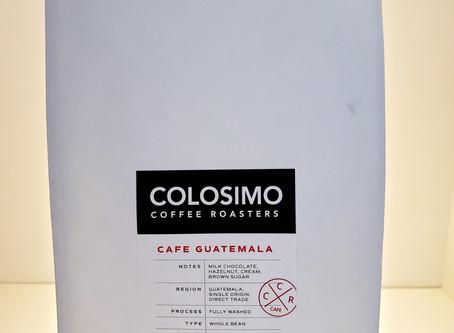 Our New Colombia & Guatemala Direct trade, Single origin coffees