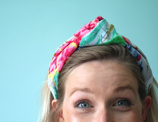 The Ferne Knotted Headband