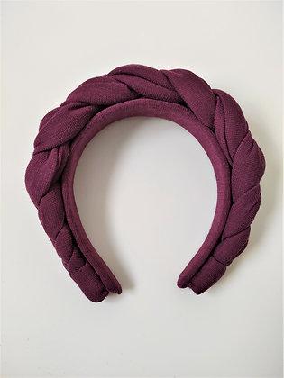 The Vivian Plaited Headband