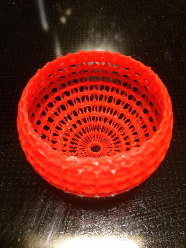 Gizmo 3D Printers customer print