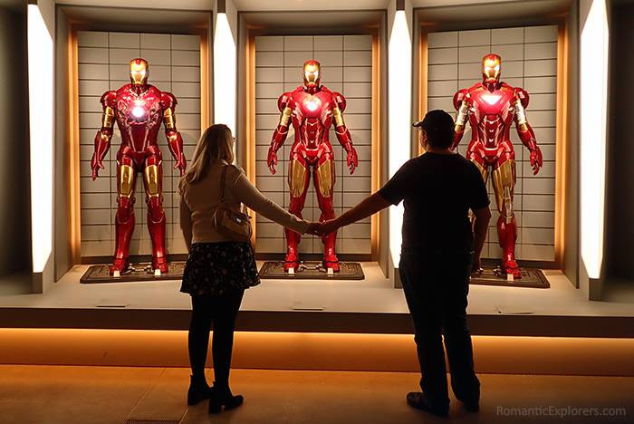 Queensland Gallery of Modern Art (QAGOMA)   Marvel: Creating the Cinematic Universe (on from 27 May