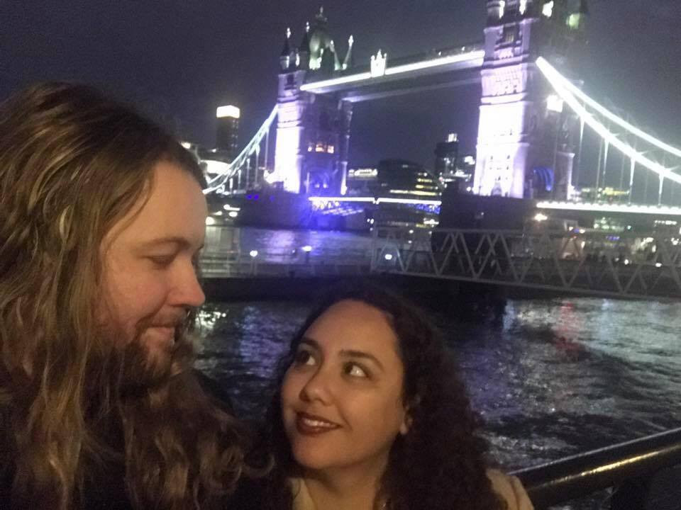 Tower Bridge, London - one of their 11 honeymoon destinations!