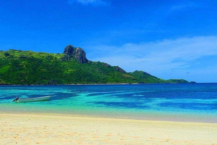 Barefoot Kuata Island, Fiji