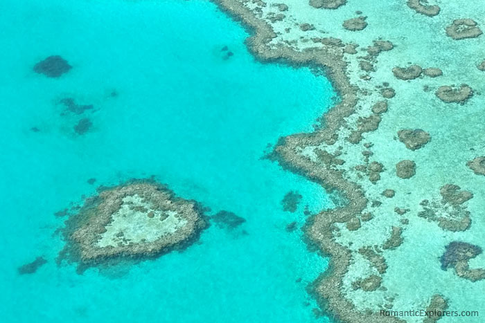 The Heart Reef, Great Barrier Reef