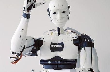 InMoov robot prints
